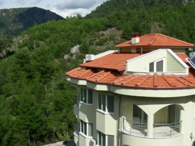 Secret Paradise Semi Detached Villas-Turkey properties