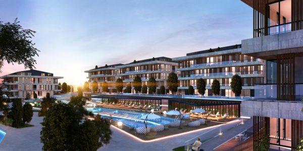 Sea and City -Istanbul - Turkey properties