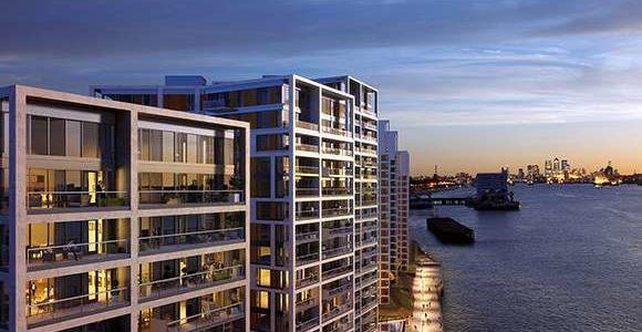 Royal Arsenal- River Thames - London