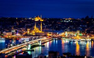 Istanbul-seen-from-Galata-Tower-Turkey