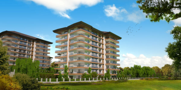 Gulf Residence -Trabzon-Turkey Properties