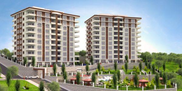 N Park Residences-Turkey Properties-Trabzon