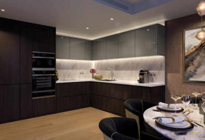 Royal Warwick Square-Kitchen-london properties