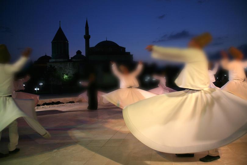 dervishes dancer-turkey